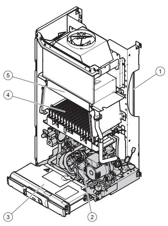 Vaillant vuw 280-5 теплообменник полотенцесушитель теплообменник